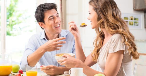 Jedząca para